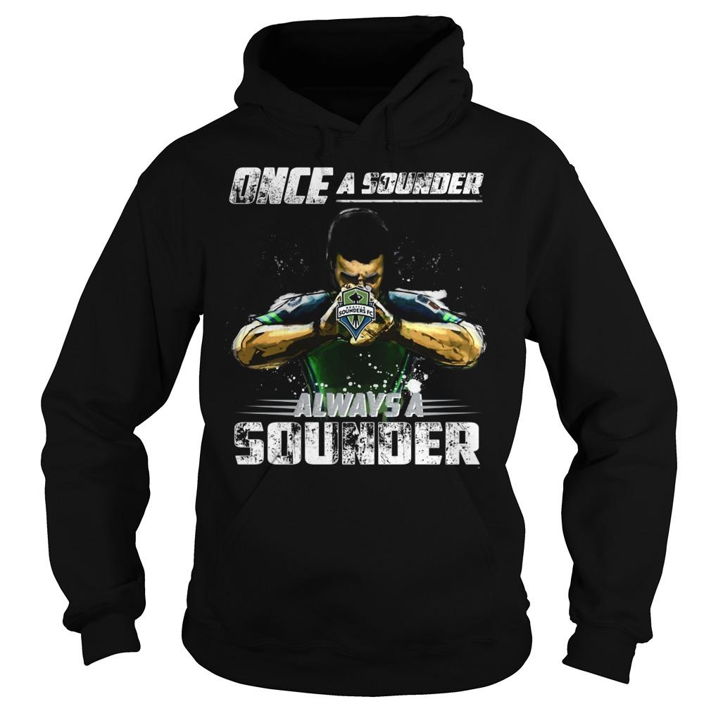 Seattle Sounder Hoodie
