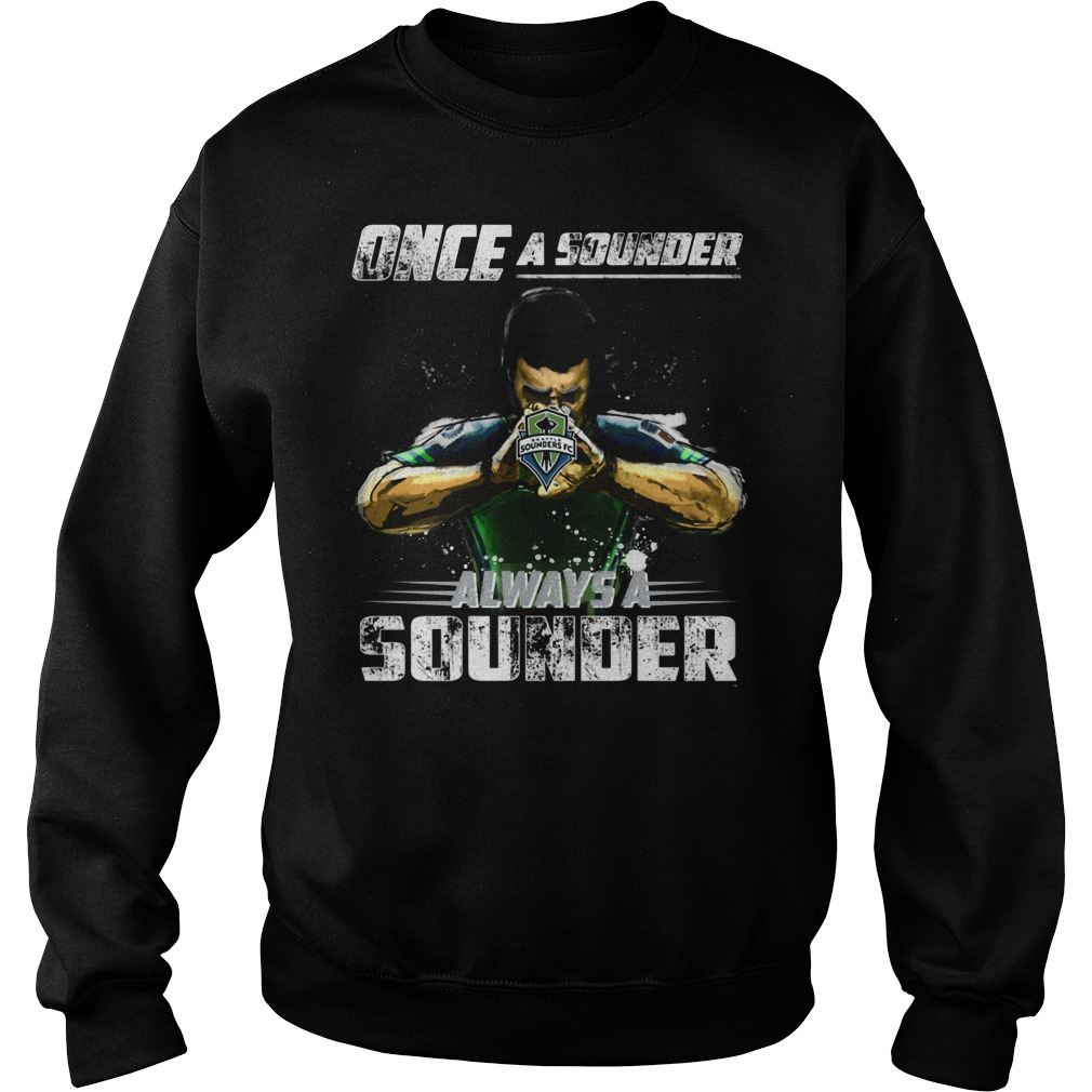 Seattle Sounder Sweater