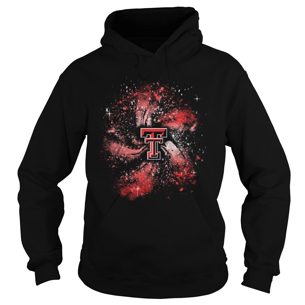 Texas Tech Red Raiders Galaxy Hoodie