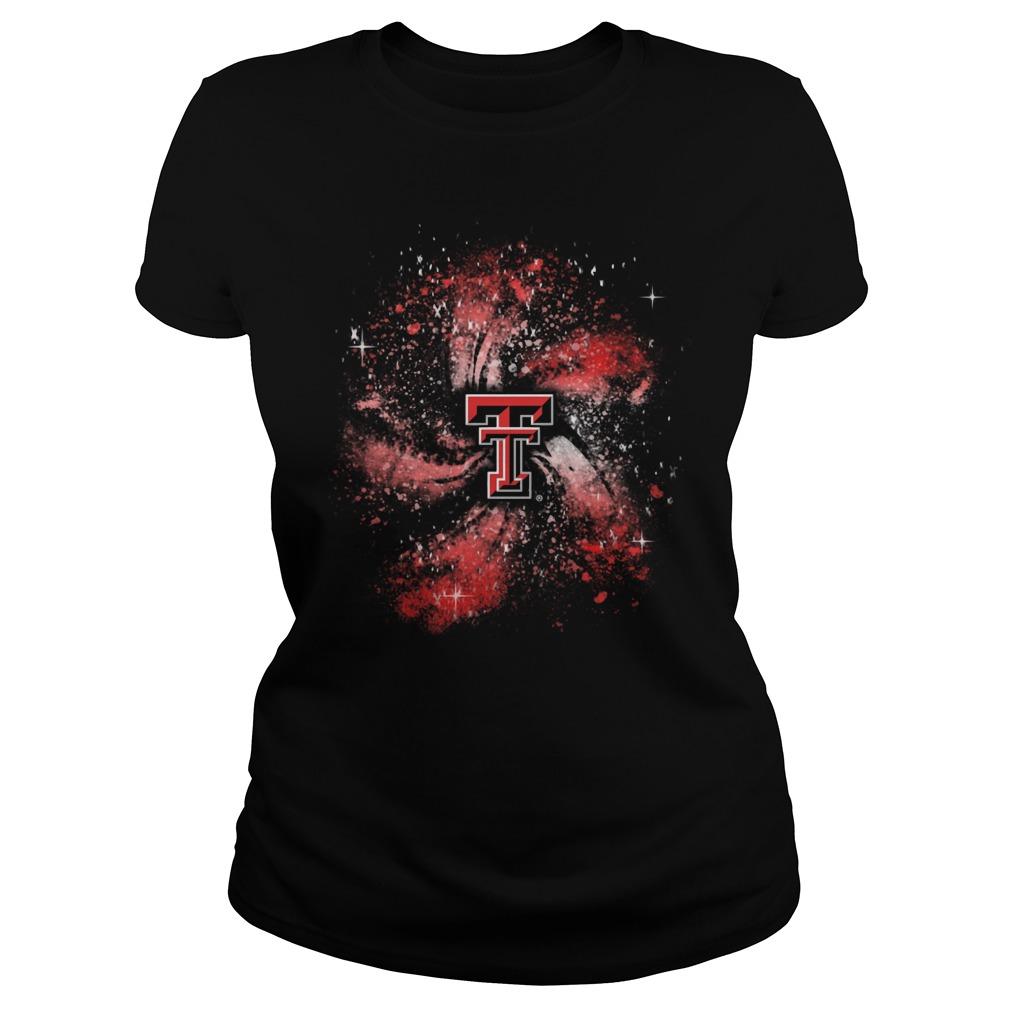 Texas Tech Red Raiders Galaxy Ladies Tee