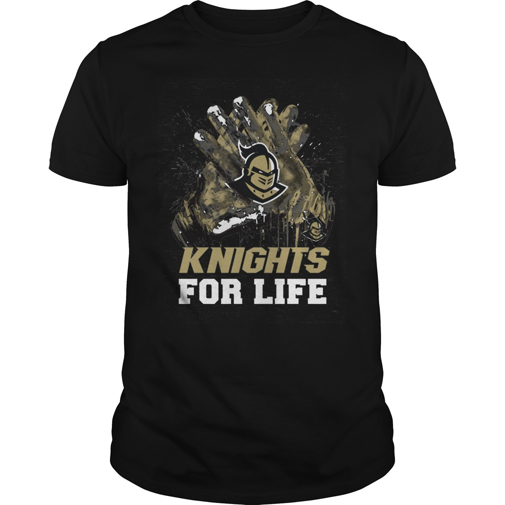 Ucf Knights For Life Guy Tee