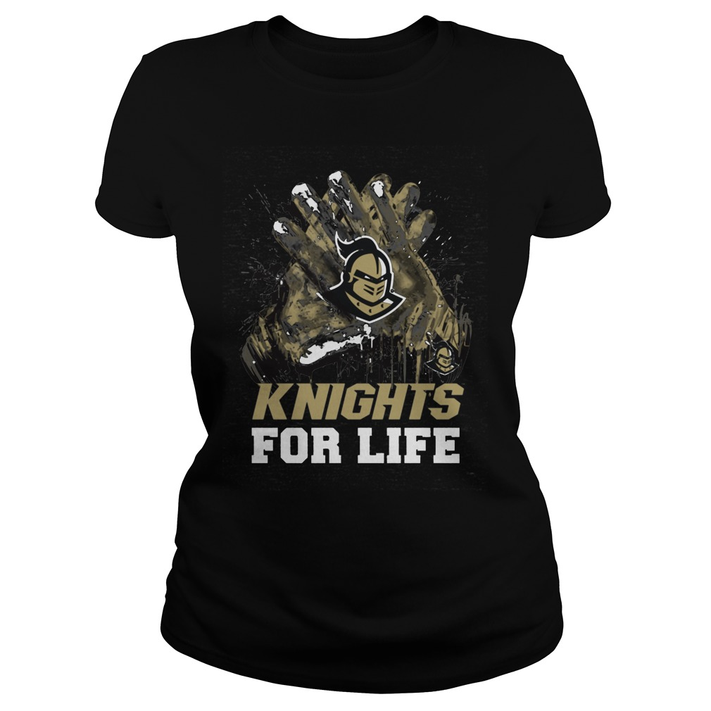 Ucf Knights For Life Ladies Tee