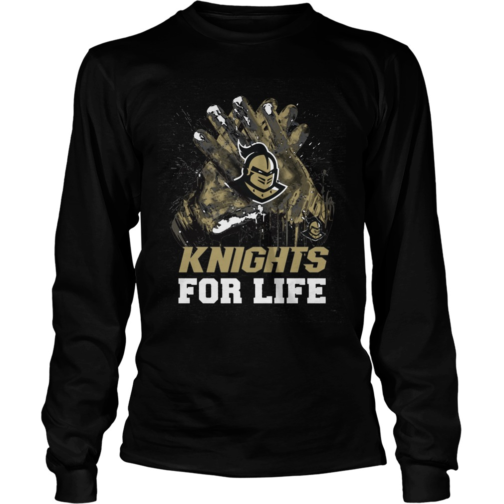Ucf Knights For Life Longsleeve