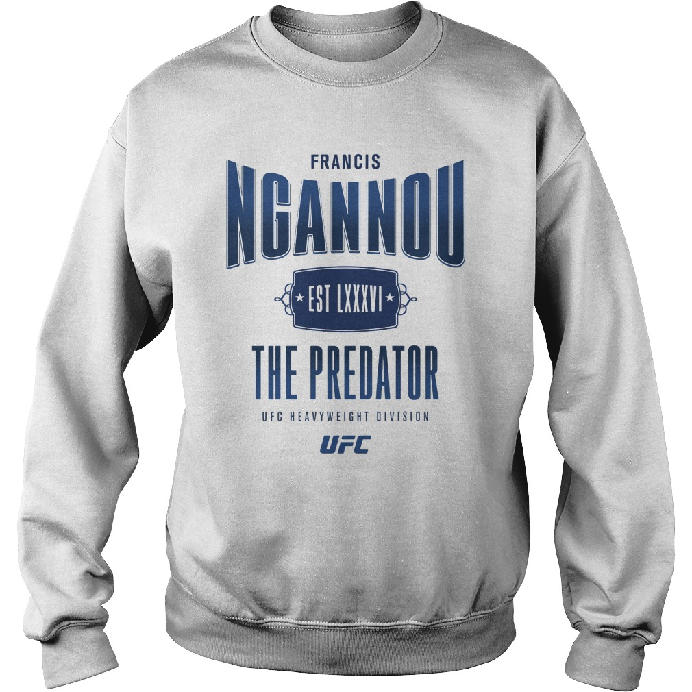 Ufc Francis The Predator Ngannou Sweater