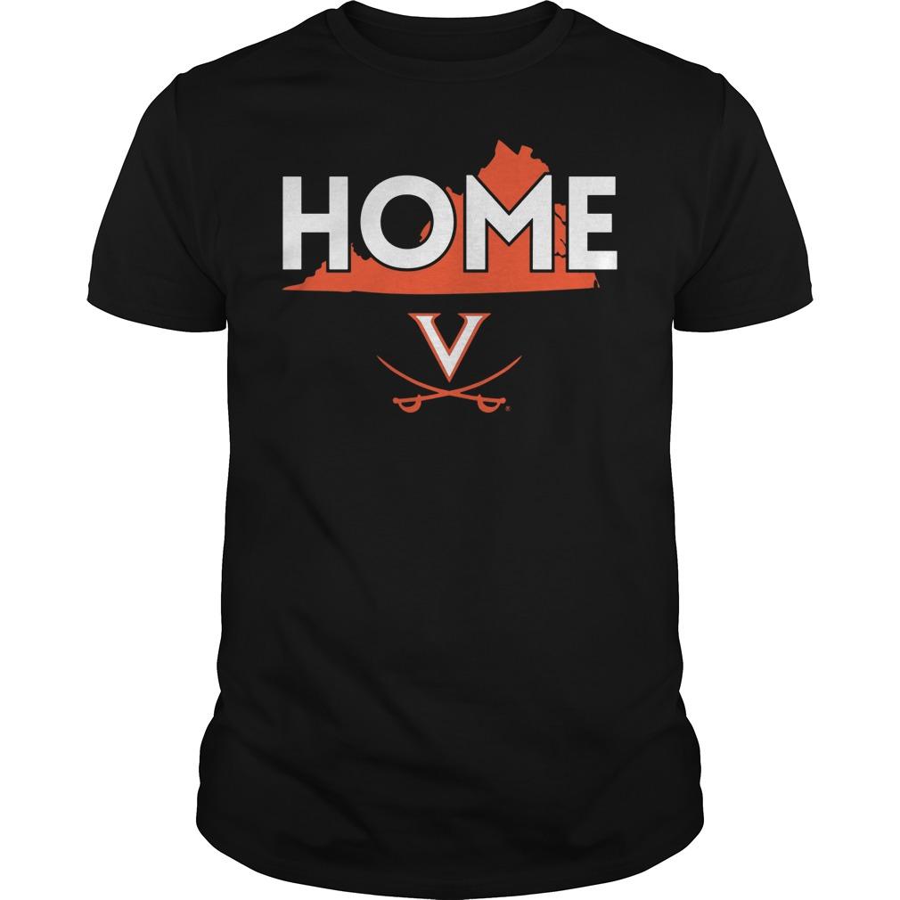 Virginia Cavaliers Guy Tee