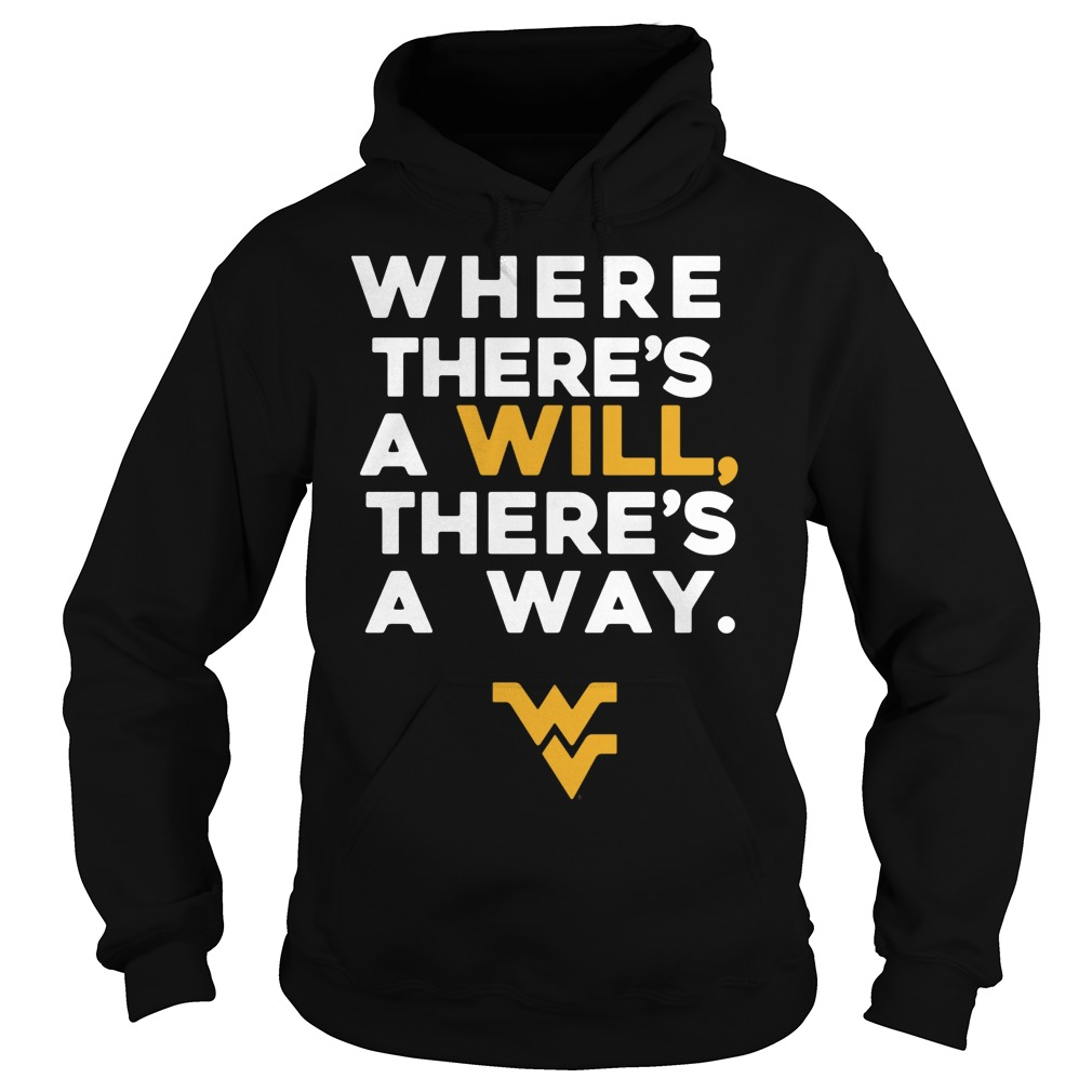 We Always Find A Way To Win Lets Go Mountaineers Hoodie