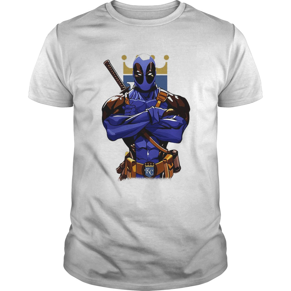 Giants deadpool kansas city royals shirt hoodie sweater for Custom shirts kansas city