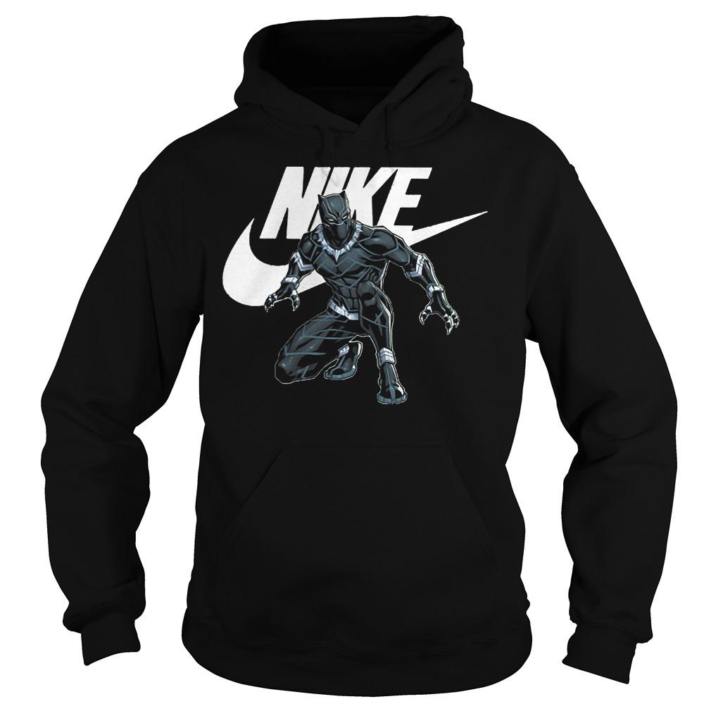 Official Nike Black Panther Hoodie
