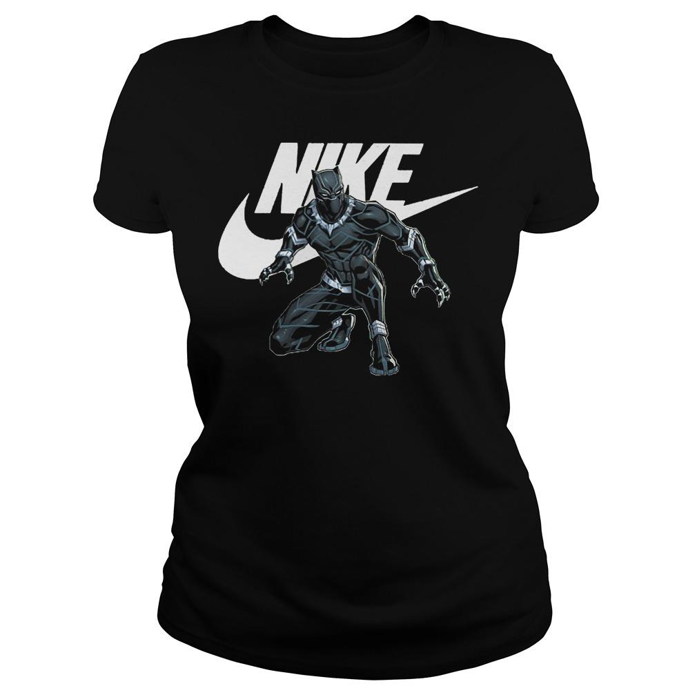 Official Nike Black Panther Ladies Tee