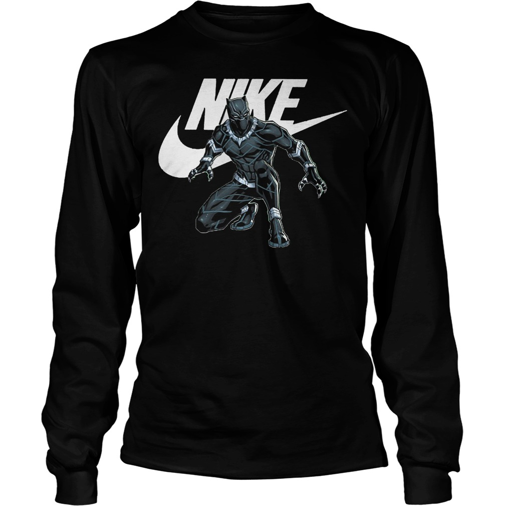 Official Nike Black Panther Longsleeve