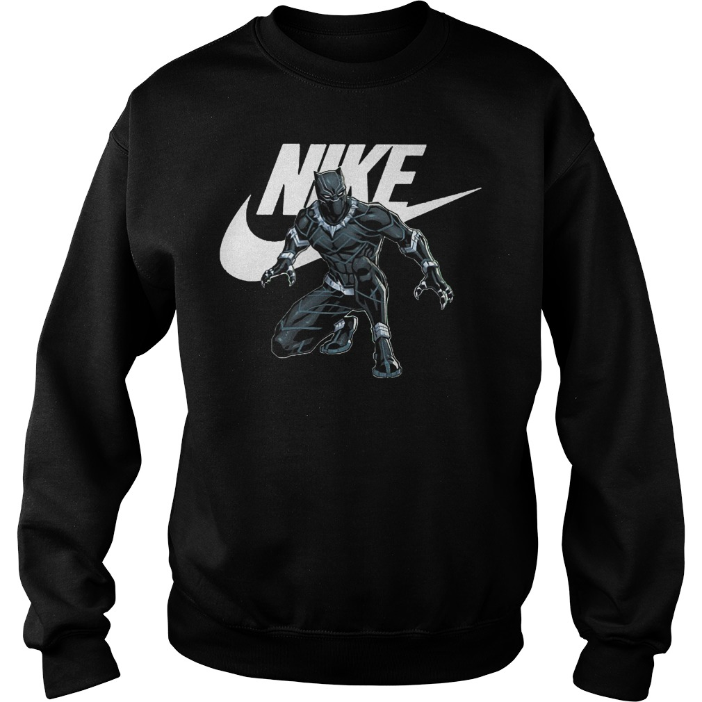 Official Nike Black Panther Sweater