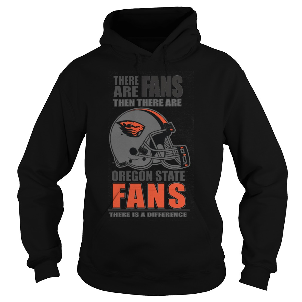 Oregon State University Football Fans Hoodie