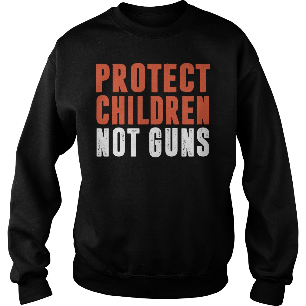 Protect Children Not Guns Sweater