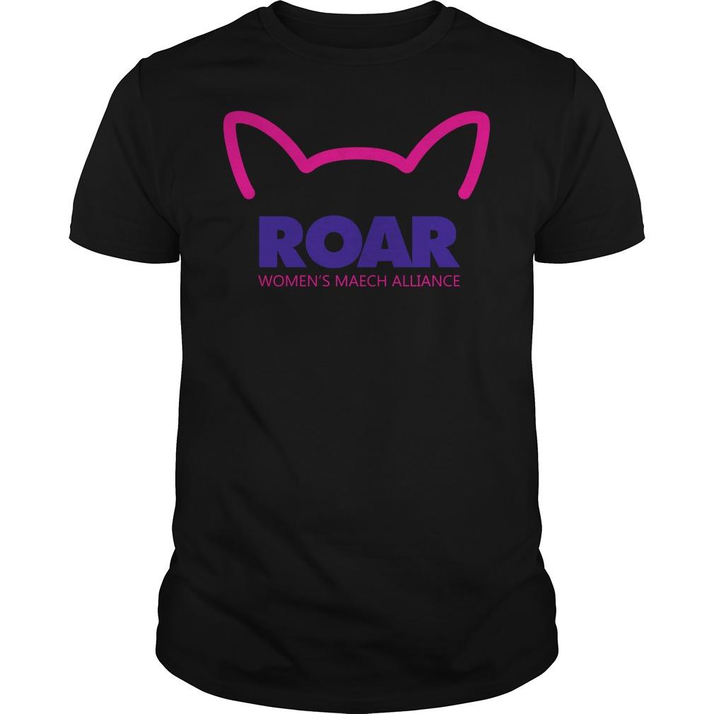 Pussy Roar Womens March Alliance Guy Tee