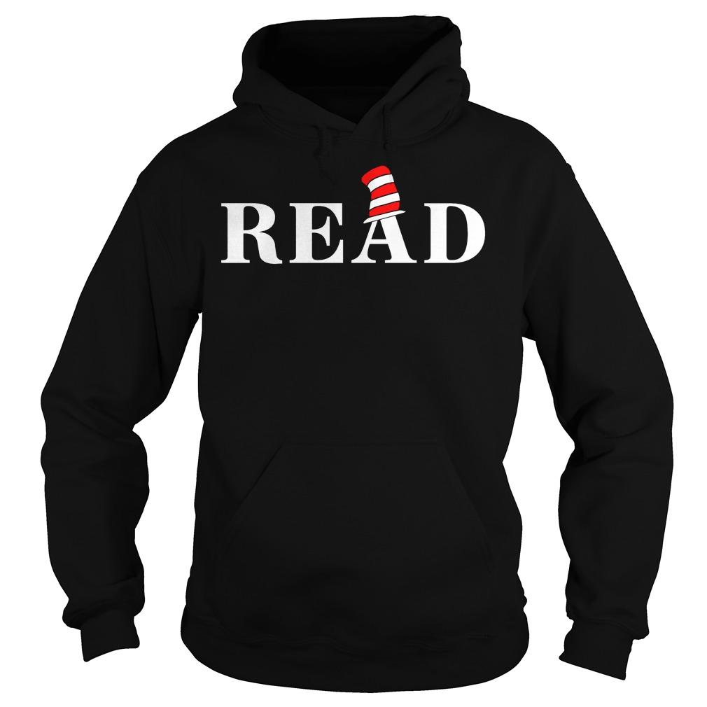 Read Book Lover Gift Hoodie