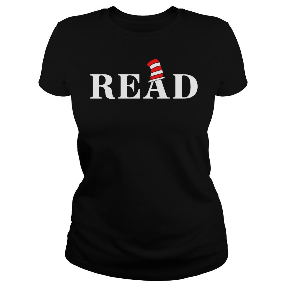 Read Book Lover Gift Ladies Tee
