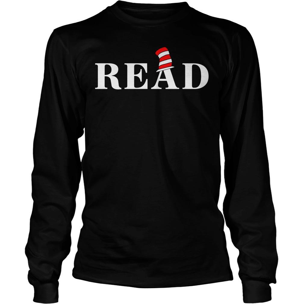 Read Book Lover Gift Longsleeve