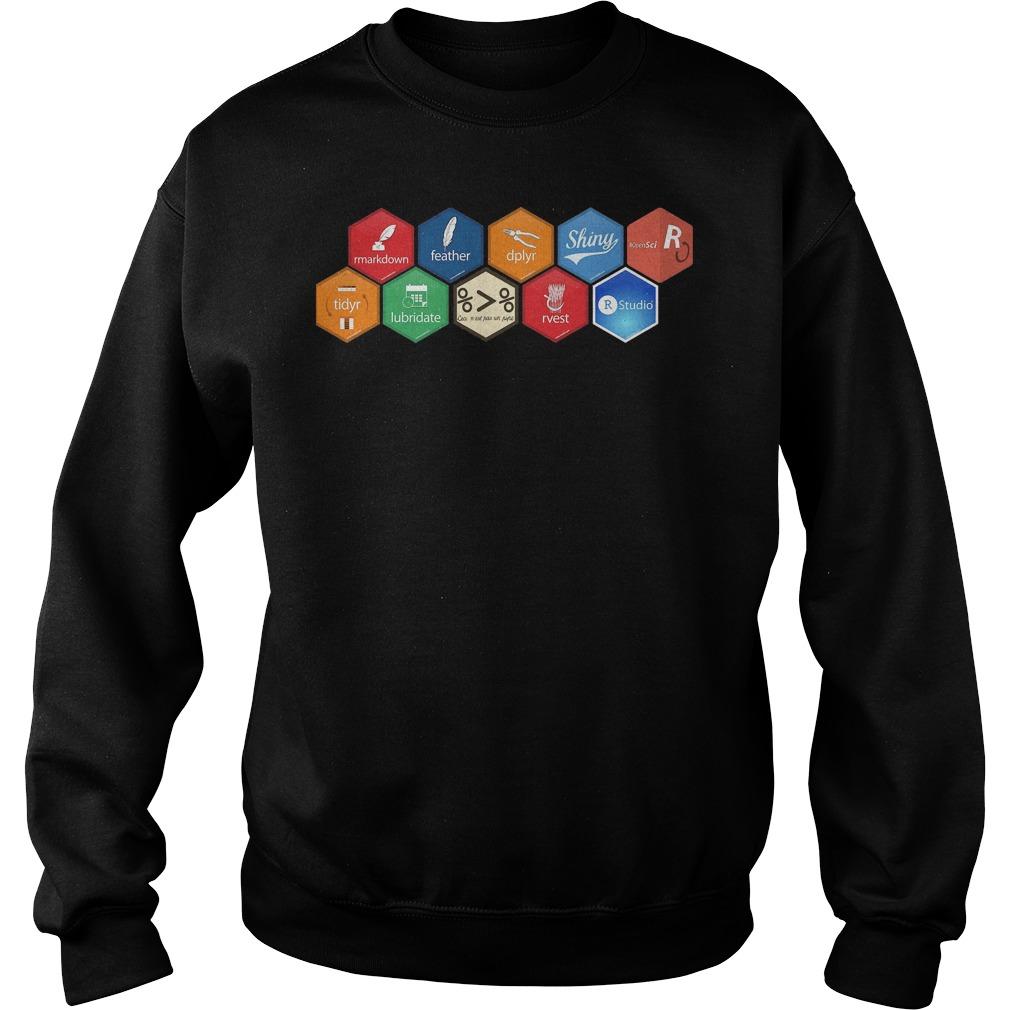 The Dice Studio Universe Sweater