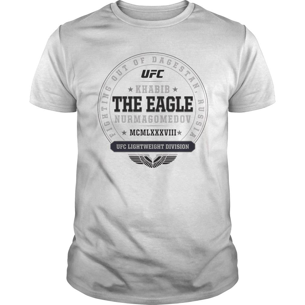 Ufc Khabib The Eagle Nurmagomedov Established Guy Tee Copy