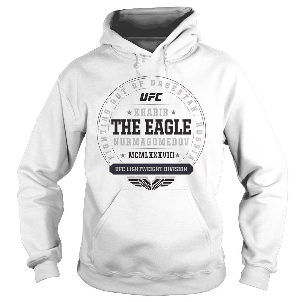 Ufc Khabib The Eagle Nurmagomedov Established Hoodie