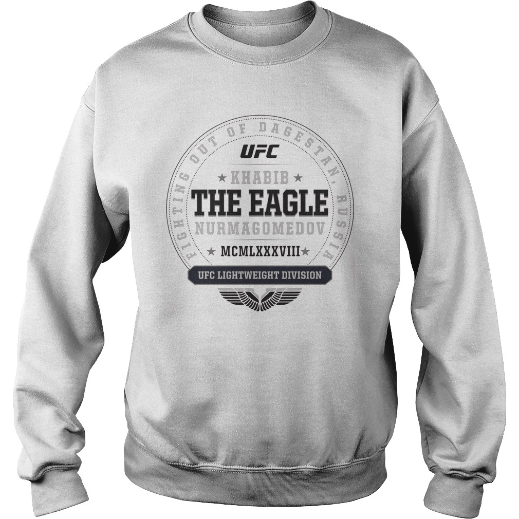 Ufc Khabib The Eagle Nurmagomedov Established Sweater
