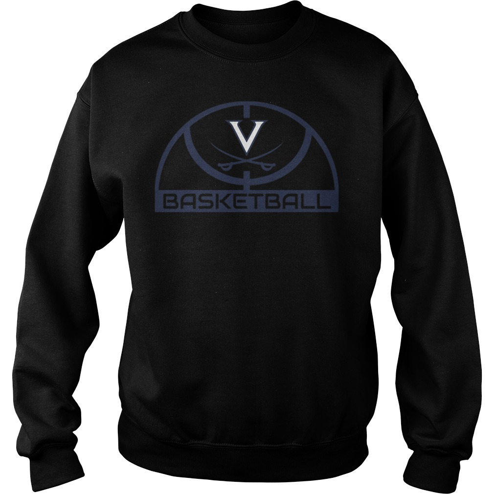 Basketball Virginia Cavaliers Shirt V Neck Tank Top