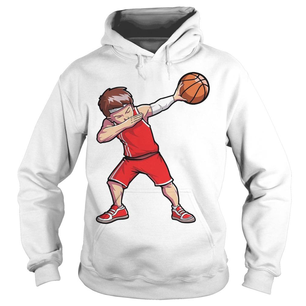 Dabbing Basketball Hoodie