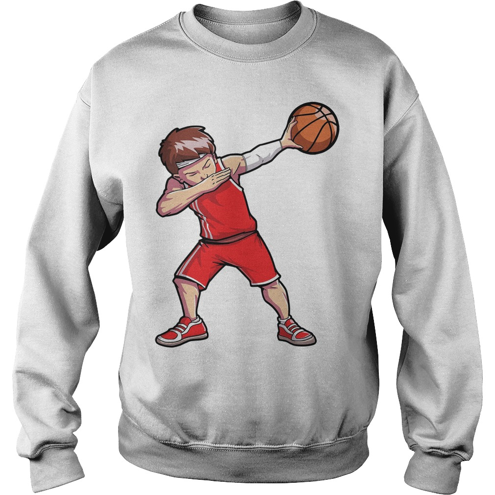 Dabbing Basketball Sweater
