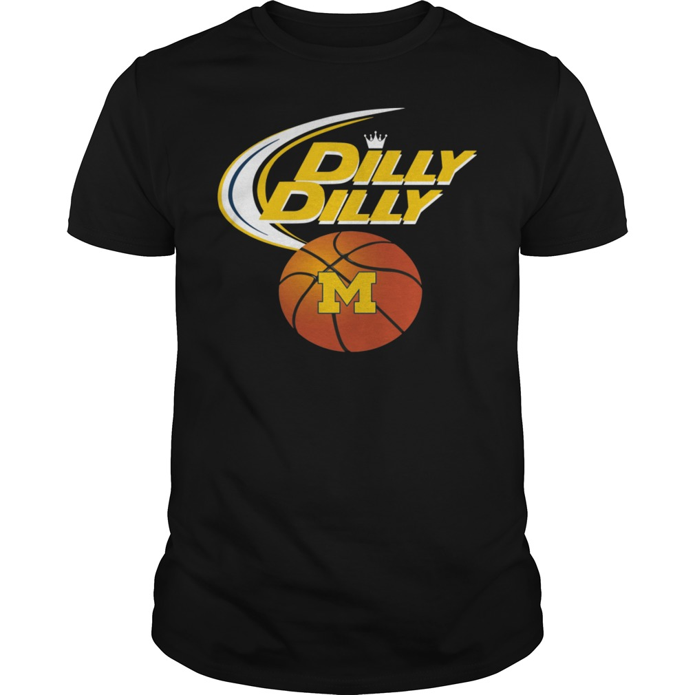 Michigan Wolverines Dilly Dilly Shirt