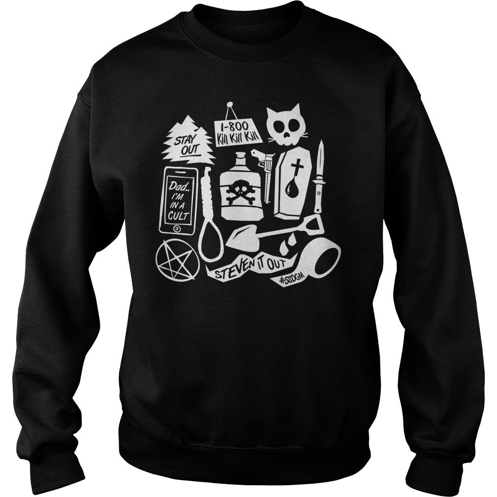 My Favorite Murder Mashup Ssdgm Sweater