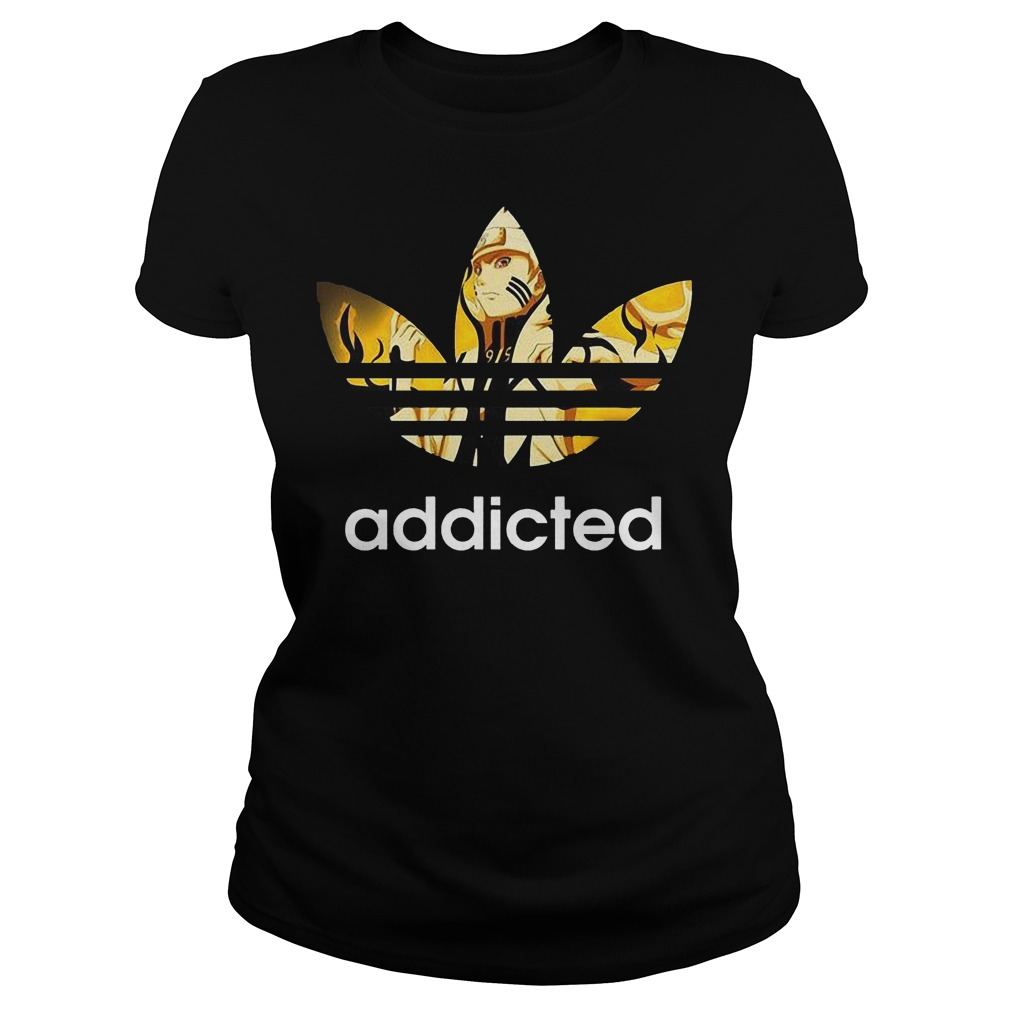 Naruto Adidas Addicted Ladies