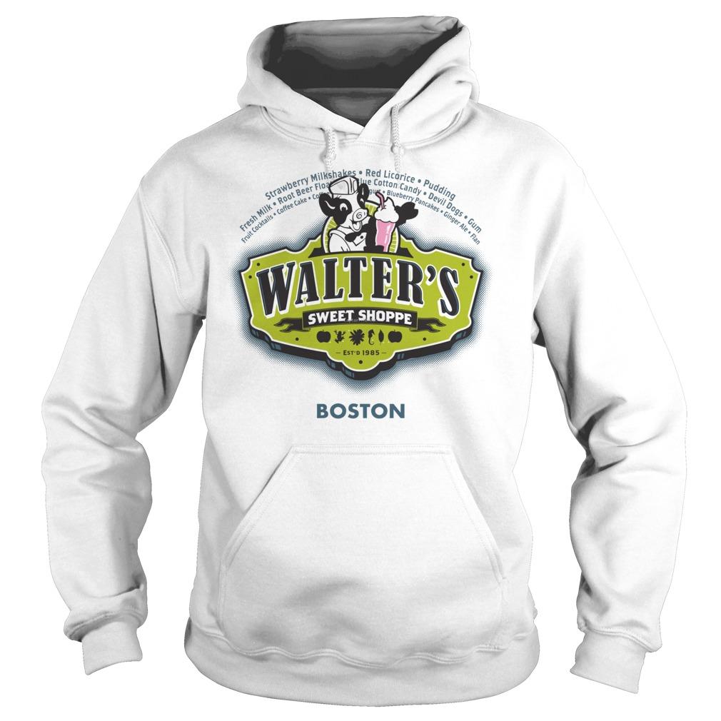 Walters Sweet Shoppe Fringes Dr Walter Bishop Hoodie