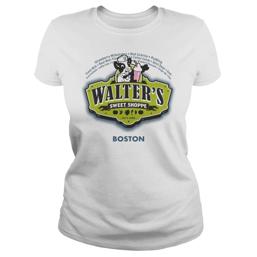 Walters Sweet Shoppe Fringes Dr Walter Bishop Ladies