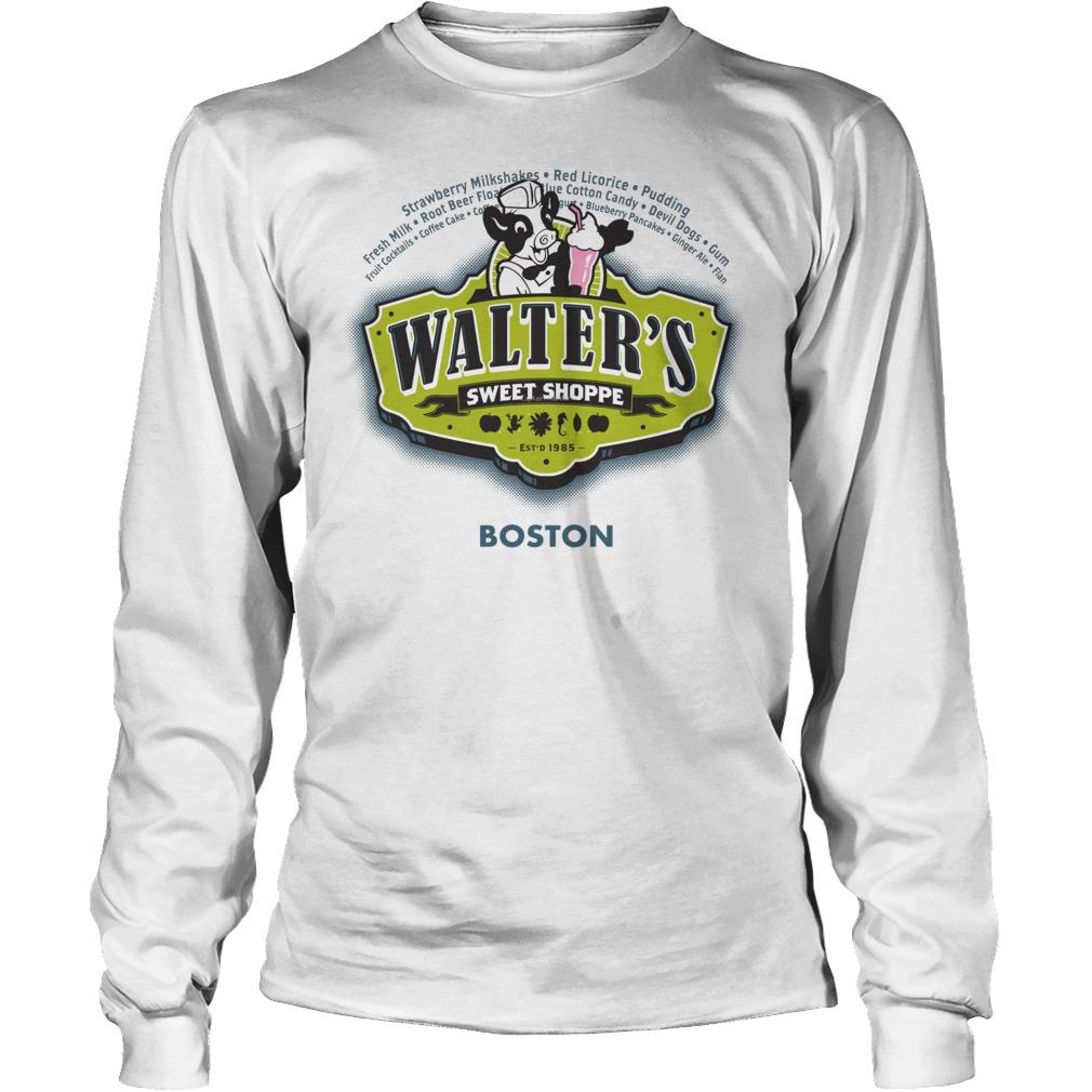 Walters Sweet Shoppe Fringes Dr Walter Bishop Longsleeve