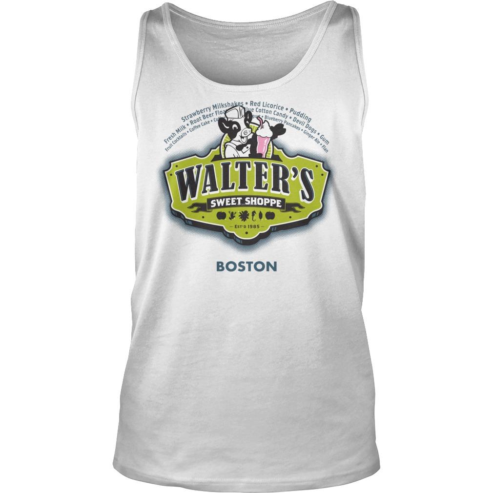 Walters Sweet Shoppe Fringes Dr Walter Bishop Tanktop