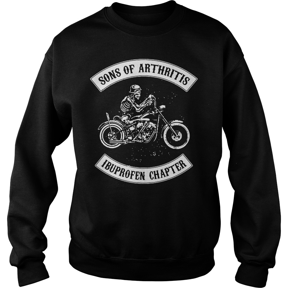 Sons Of Arthritis Ibuprofen Chapter Sweater