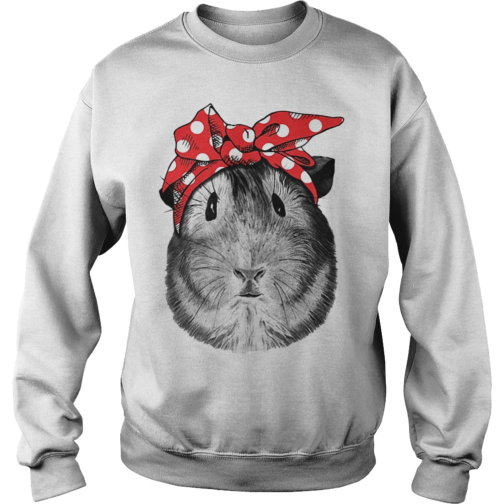 Guinea Pigs Lady Sweater