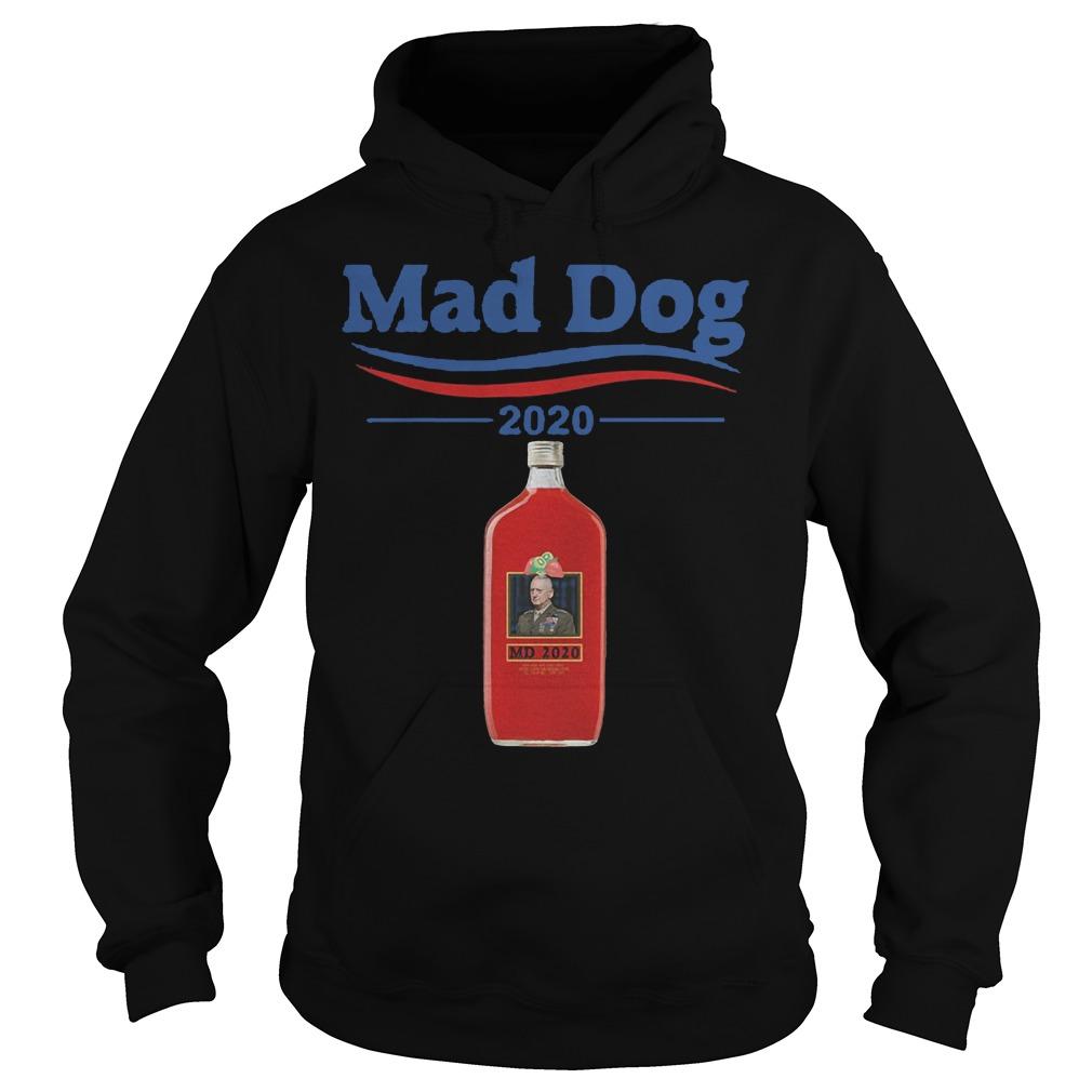 Md 2020 Mad Dog Mattis 2020 Hoodie
