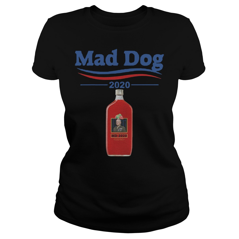 Md 2020 Mad Dog Mattis 2020 Ladies
