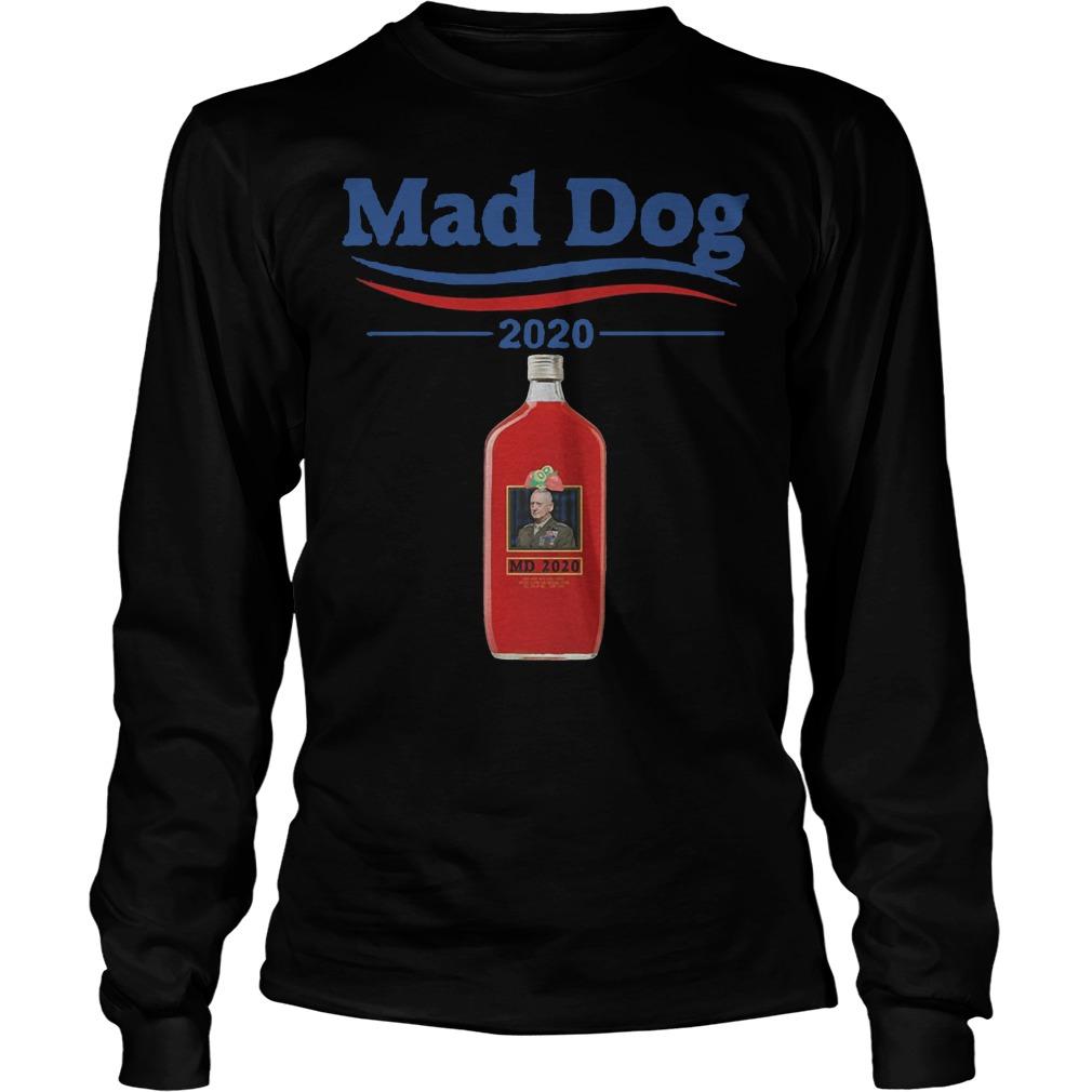 Md 2020 Mad Dog Mattis 2020 Longsleeve