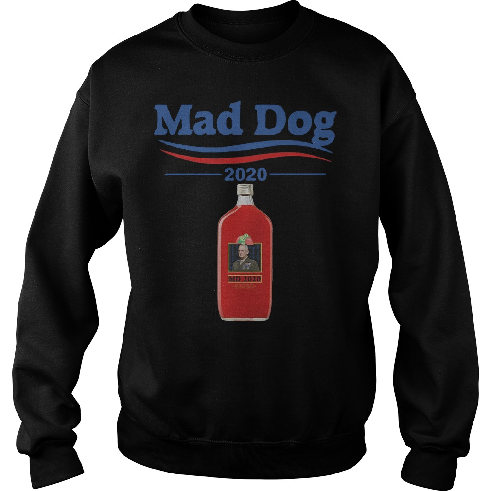 Md 2020 Mad Dog Mattis 2020 Sweater