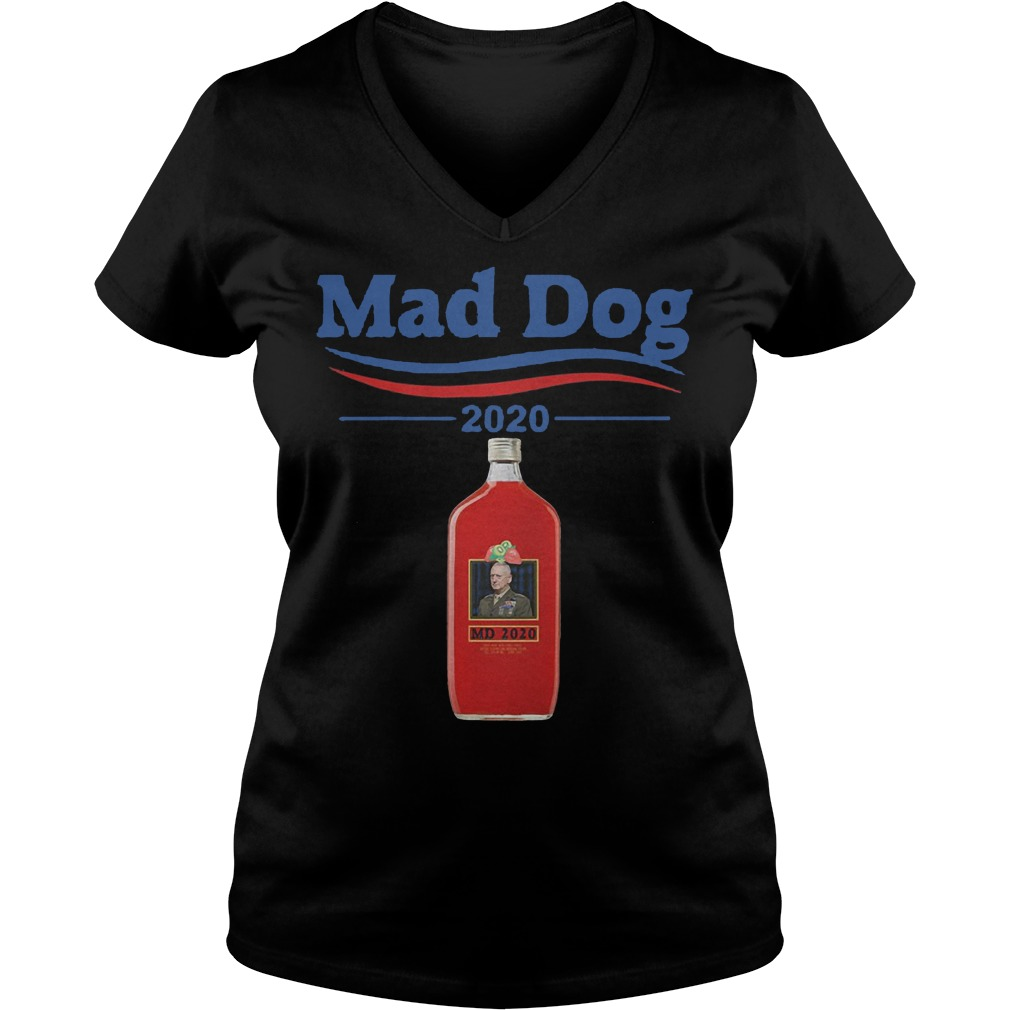 Md 2020 Mad Dog Mattis 2020 V Neck