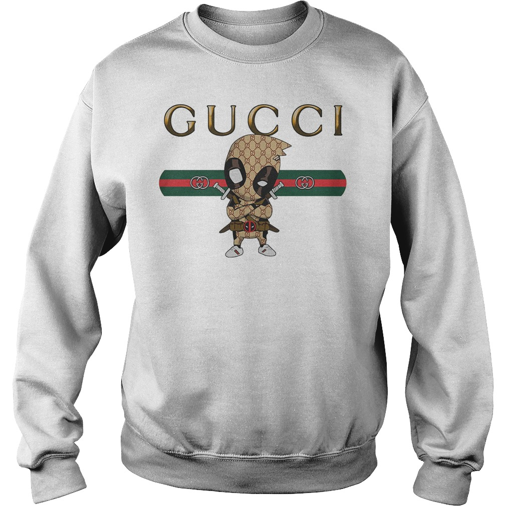 Official Gucci Deadpool Sweater