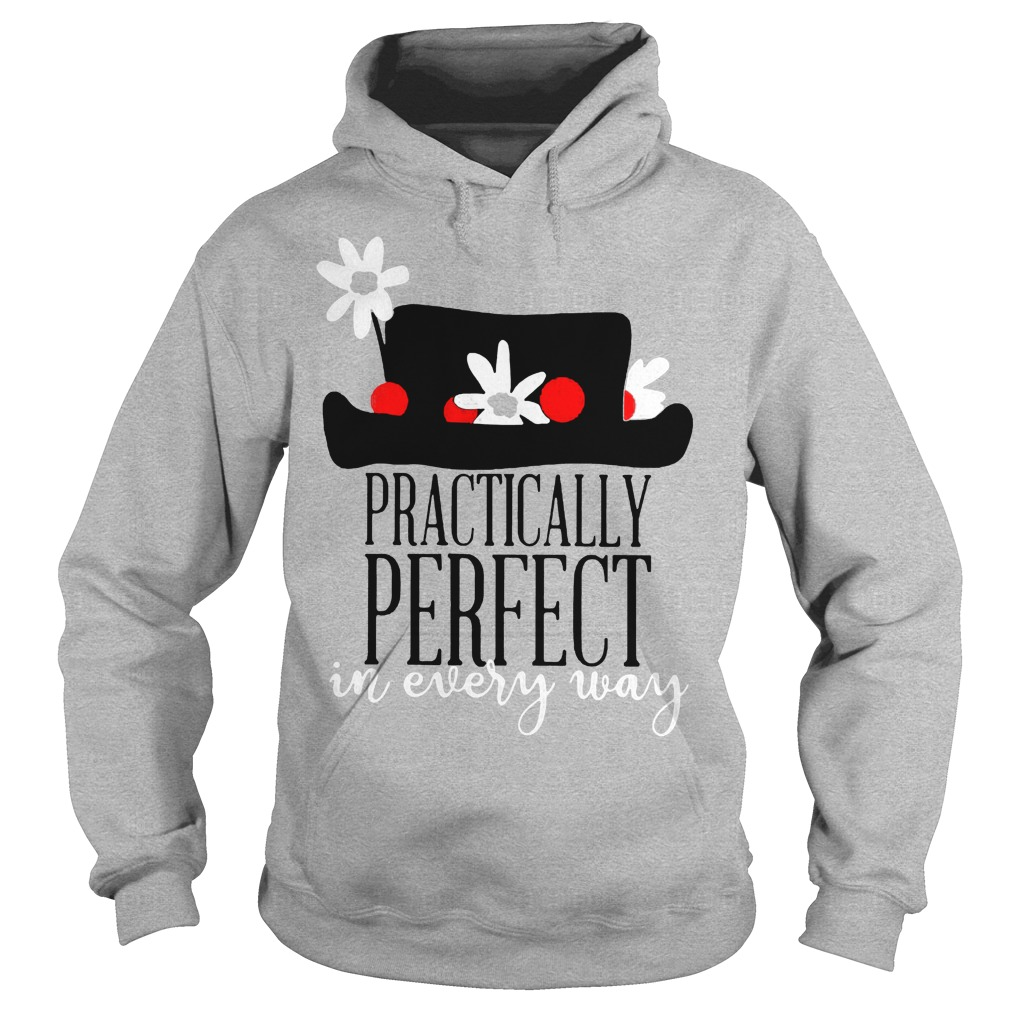 Practically Perfect In Every Ways Hoodie