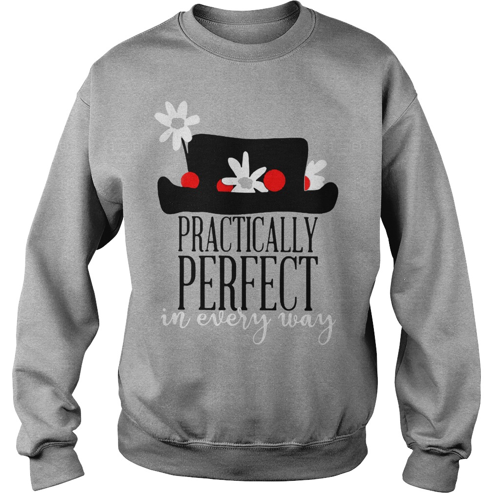 Practically Perfect In Every Ways Sweater