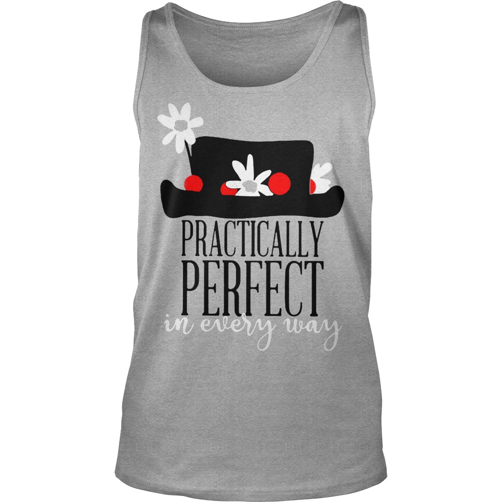 Practically Perfect In Every Ways Tanktop