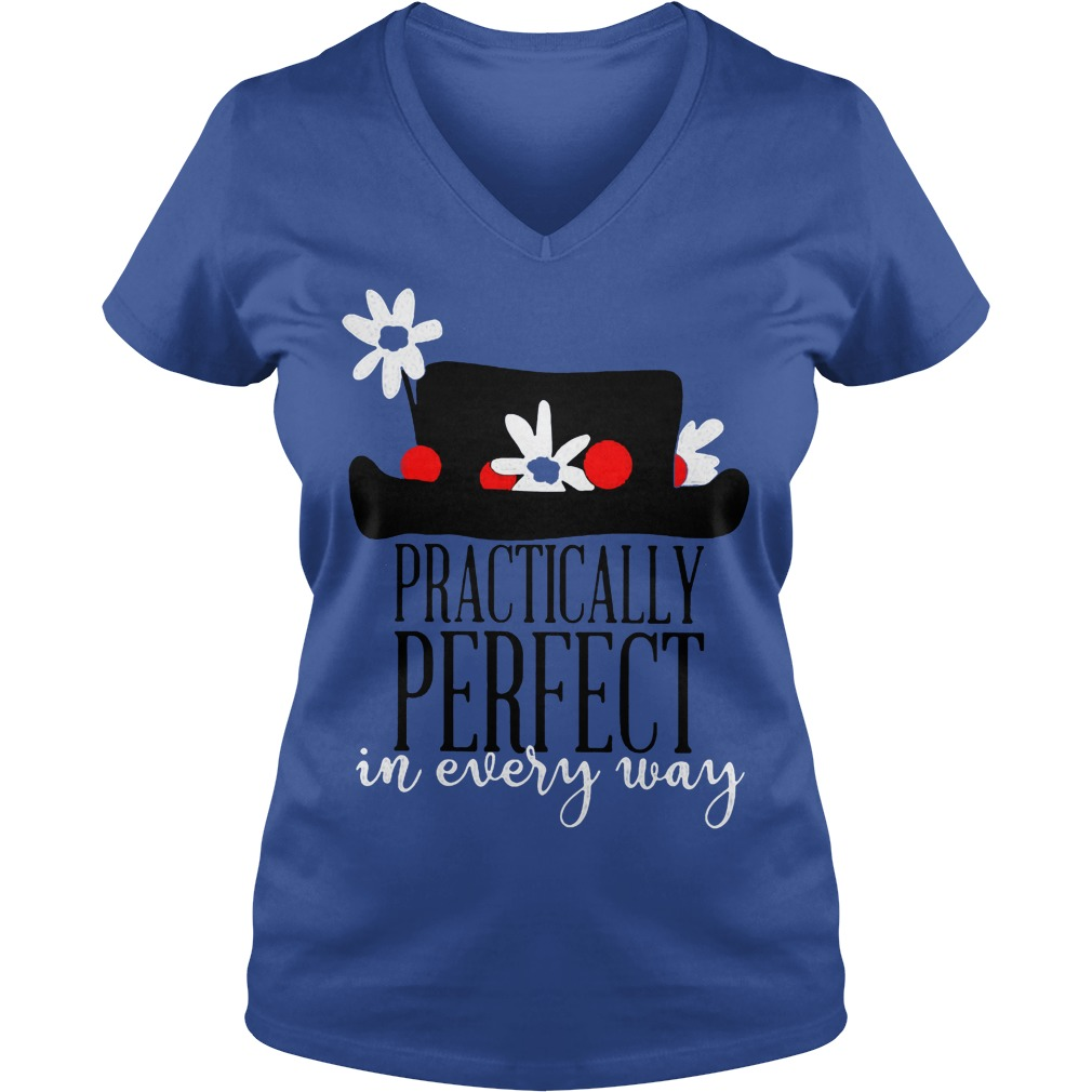 Practically Perfect In Every Ways V Neck
