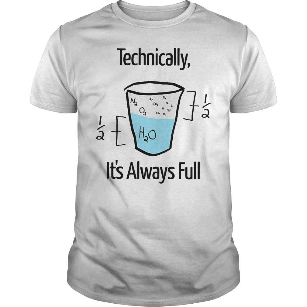 Technically It's Always Full Shirt