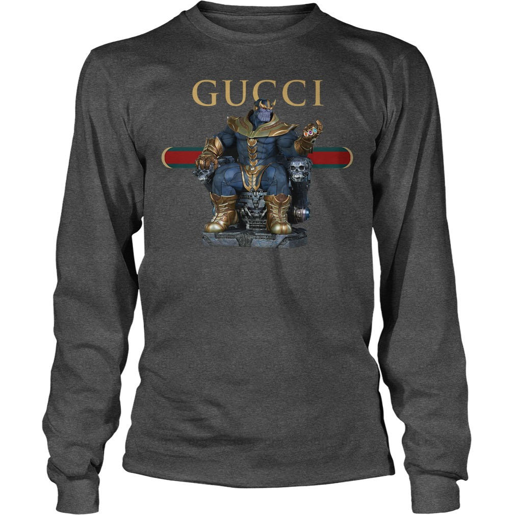 Thanos Gucci Longsleeve