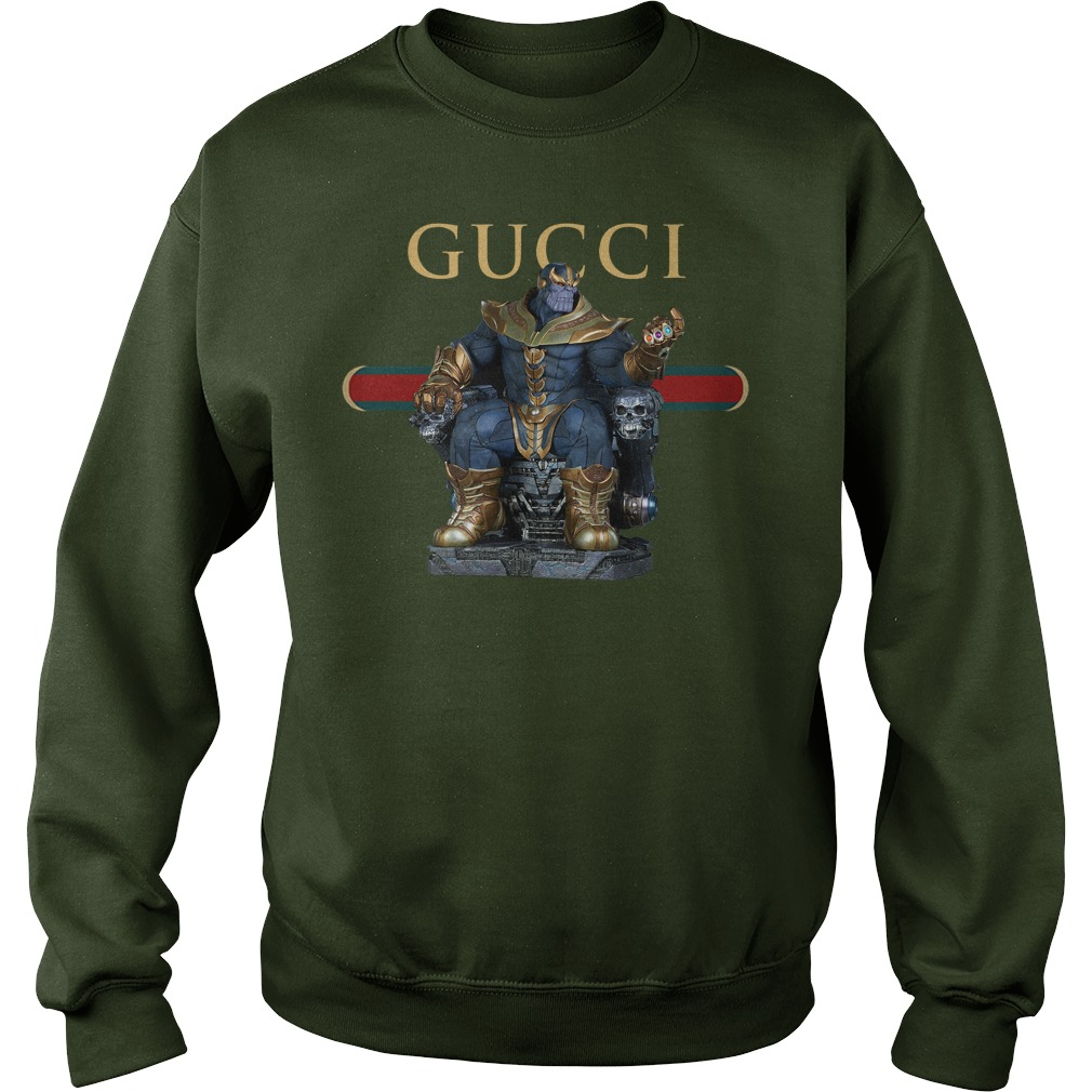 Thanos Gucci Sweater
